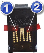 How to reset ink level for 27, 28, 56, 57, 58 OEM Cartridges